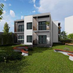 Investičné apartmány v novostavbe ALEXANDRA (2E) • Poprad