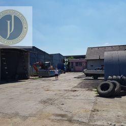 JJ Realitty - priemyselný areál vhodný na podnikanie /TRNAVA/