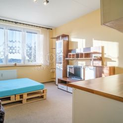 Prodej bytu 1+kk, 23 m², Cheb, ul. 17. listopadu