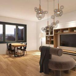 Rezervované príjemný 4 izbový byt v 8 poschodovom bytovom dome,  BA V-Petržalka,