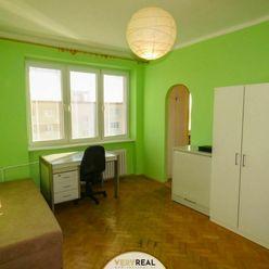2-izbový byt v tichej štvrti