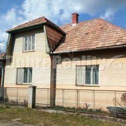 Kúpim starší rodinný dom v okrese Prievidza vhodný na rekonštrukciu. Platba v hotovosti.