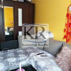 Na predaj 1 izbový byt v Novej Dubnici na ulici Sady Cyrila a Metoda