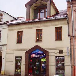 Predáme dom, polyfunkčný objekt, Žilina - centrum, LEN V R2 SK.
