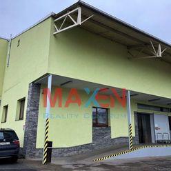 Predaj: *MAXEN*,Polyfunkčný objekt, 2 podlažia,spevnené plochy, blízko CENTRA, Jarmočná ul., Košice