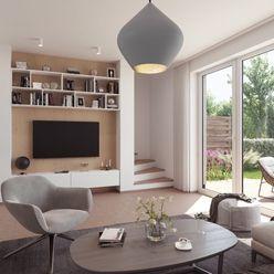 ČEREŠŇOVÁ ALEJ OPOJ - 4-izbový dom č.15 s nenáročnou starostlivosťou, akoby ste mali väčší b