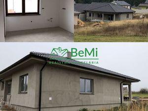 Novostavba Kynek, 2 x 4 - izbový rodinný dom(dvojdom) blízko lesa ID 102-12-MIG