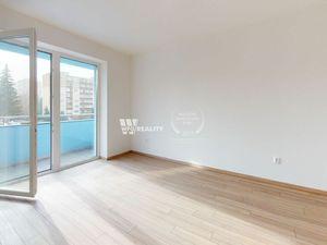 2 izbový byt na predaj Dubnica nad Váhom - novostavba, Loggia + balkón