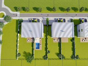 Komfortné, moderné bývanie, s rýchlou dostupnosťou v modernej budovanej lokalite Samorin -Labyrint