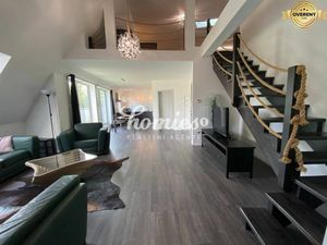 PRENÁJOM luxusný 2,5-izbový byt v centre Nitry s terasou