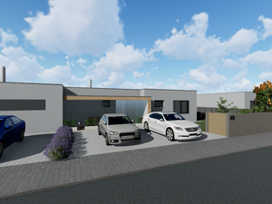 4 izbový RD  H1 - novostavba v štandardnom vyhotovení - 15 m2 terasa, 3 parkovacie miesta