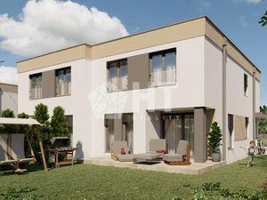 4 izbový 2-podlažný RD s TEPELNÝM ČERPADLOM- ÚP 128 m2, POZEMOK cca 370 m2, Bernolákovo, Chmeľová ul