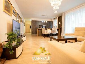 DOM REALÍT Vám ponúka 4-Izbový byt v NOVOSTAVBE na Muškátovej ulici v Pezinku