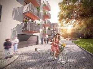 NEO: Nový rezidenčný projekt Pri Parku - krásne jednoizbovébyty na predaj