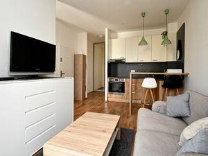 1,5 izbový byt v úplnom centre mesta v novostavbe Modrá Guľa