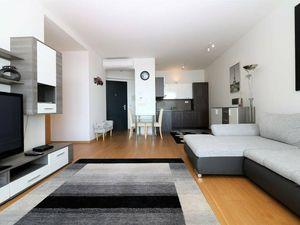PRENÁJOM - Útulný 2-izbový byt v Panorama city na 23.poschodí, BA I