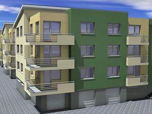 Bytové domy DIAMOND Novostavba Nové Mesto nad Váhom