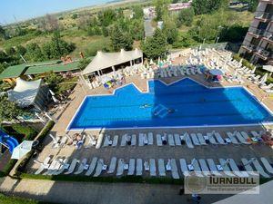 Bulharsko, Slnečné Pobrežie - pekný apartmán