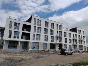 2-izbový byt s predzáhradkou, parkovaním a pivnicou