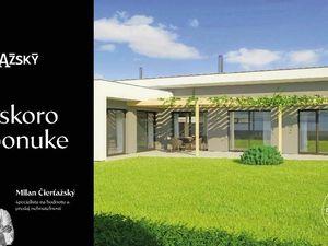 4i rodinné domy ꓲ 132 m2 ꓲ NITRA - LUŽIANKY ꓲ ekologické, ekonomické a premyslené rodinné bývanie