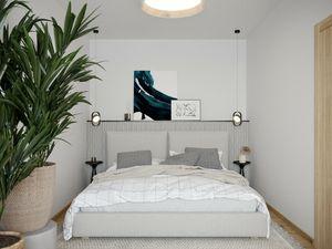 Na predaj nový 2-izbový byt  (č.17/3.poschodie) v obci Kúty