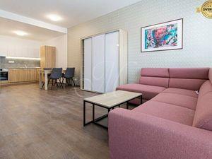 Moderne zariadený 2 izbový byt v novostavbe v Bratislave