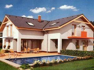 PREDAJ DOMU – Šamorín, 6 izb.RD ( hrubá stavba ) 220 m2, pozemok 985 m2.