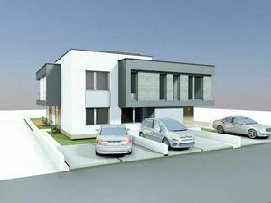 REZERVOVANÉ - 3-izbový byt v rodinnej vile s terasou a priestrannou záhradou, Stupava