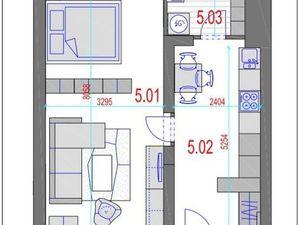 AMEXA REAL » ponúka na predaj 2izb apartmán - 76.847,-€