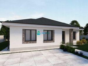 NOVOSTAVBA: Pekný, komfortný, moderný 4-izbový RD na predaj v Dunajskej Strede vo Florida parku. Cen
