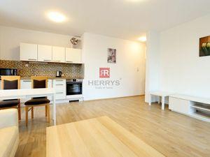 HERRYS - Na prenájom úplne nový 2 izbový apartmán s loggiou v rezidenčnom projekte Nový Ružinov