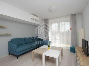 PARI - Páričkova - 3 iz. byt, balkón, KLIMATIZÁCIA, WIFI - čiastočne zariadený