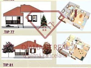 Kvalitné montované  domy  Vám postavíme kdekoľvek na celom Slovensku.
