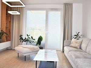 Na prenájom krásny dizajnérsky 2 izbový byt na Koceľovej ulici