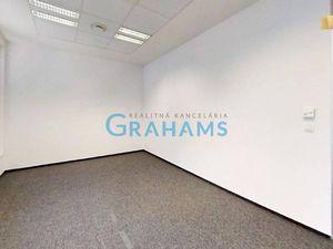 3D prehliadka kancelársky priestor 18,1 m2 Košická Nivy