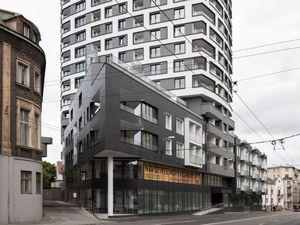 Exkluzívny komerčný priestor v Starom Meste- 275 m2