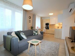 HERRYS - Na prenájom zariadený 1,5 izbový byt v novostavbe Stein v Starom Meste s parkingom