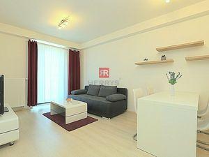 HERRYS - Na prenájom zariadený 2 izbový byt priamo v centre na ulici Suché mýto v Starom Meste