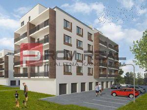 Na predaj 2 izbový byt v novom projekte Byty Rozálka Pezinok - byt 4A