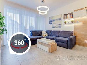 AXIS REAL:: NADŠTANDARDNÝ 2-izb. byt, PARKING, LODŽIA, BA II. Ružinov