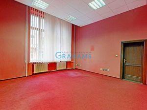3D prehliadka, kancelársky priestor 148,10 m2, Grősslingova