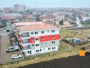 Novostavba s 3 balkónmi v susedstve Slnečných jazier. Byt 4A.