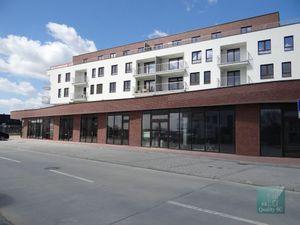 SENEC – NA PRENÁJOM obchodný, kancelársky priestor v novostavbe s výkladom ul. Vrabčia v Senci