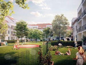 ( D7.1.1.) 3-izbový byt s loggiou a 2 predzáhradkami - - rezidenčný projekt POLIANKY - Zavar