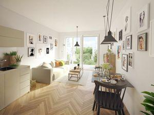 NOVOSTAVBA: 1-izbový byt zariadený v štandarde (D6.17)