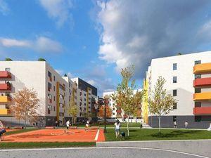 NEO : 3 etapa projektu MIKO – jedinečné trojizbové byty na predaj v Trnave
