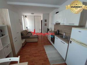Prenájom - Veľký dvojizbový byt s terasou, zariadený Dunajská Lužná