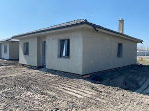 NOVINKA - kvalitné 4 izbové rodinné domy v obci Sása - Lehnice, pozemok 600m2