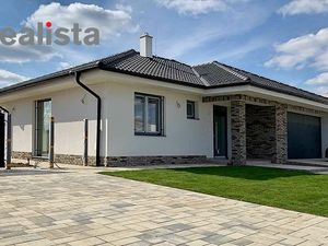 POSLEDNÝ - Moderný 4 izbový rodinný dom s dvojgarážou v nadštandarde - Nitra / Lužianky