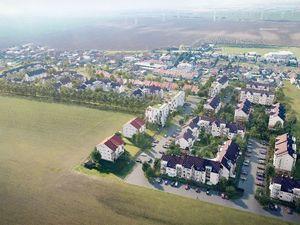 (D8.3.5.) 2-izbový byt s loggiou - rezidenčný projekt POLIANKY - Zavar